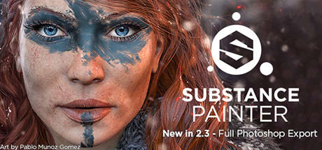 Substance Painter 2