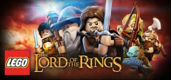 LEGO?« The Lord of the Rings