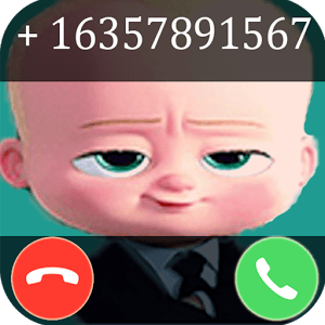 Baby Boss Fake Call Vid Prank