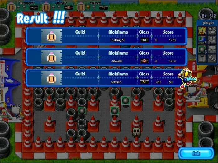 Bomberman Online World