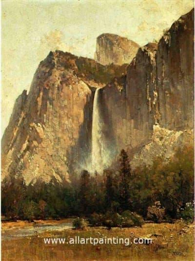 Thomas Hill Painting Screensaver