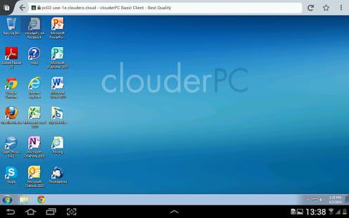 clouderPC