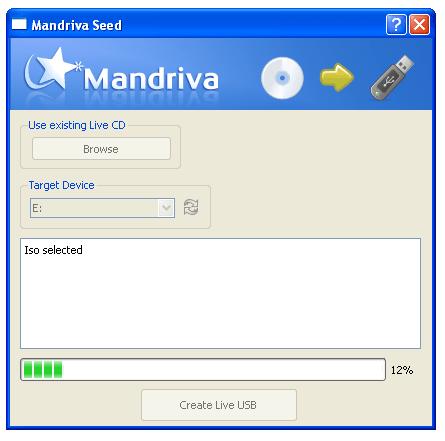 Mandriva Seed