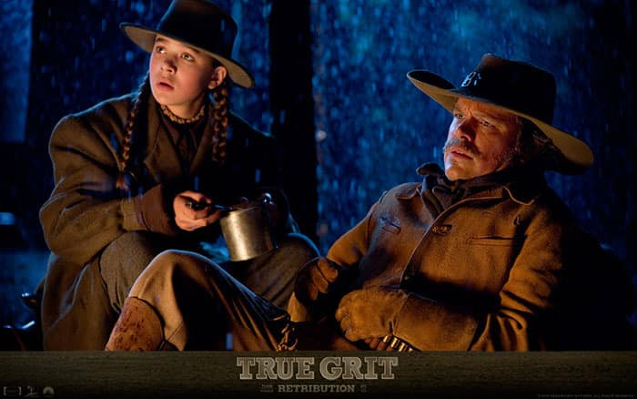 True Grit Wallpaper