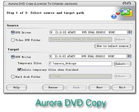 Aurora DVD Copy