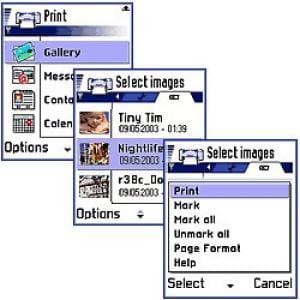 Bluetooth Printing 6600