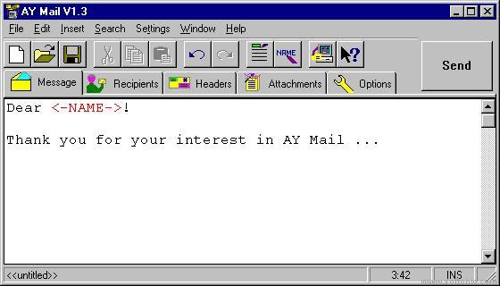 AY Mail