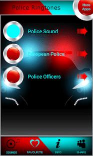 Tonos De Policía