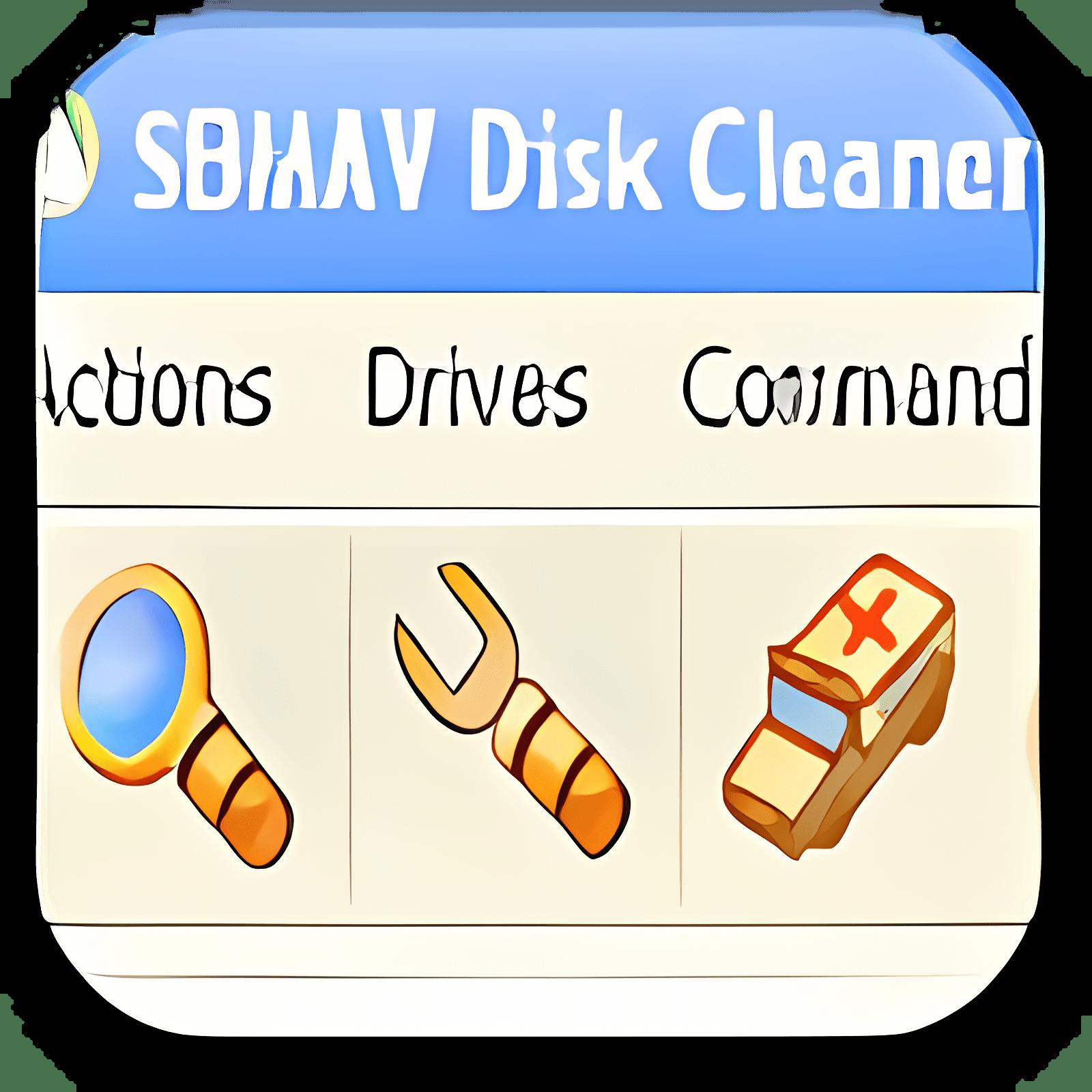 SBMAV Disk Cleaner Lite 2.91