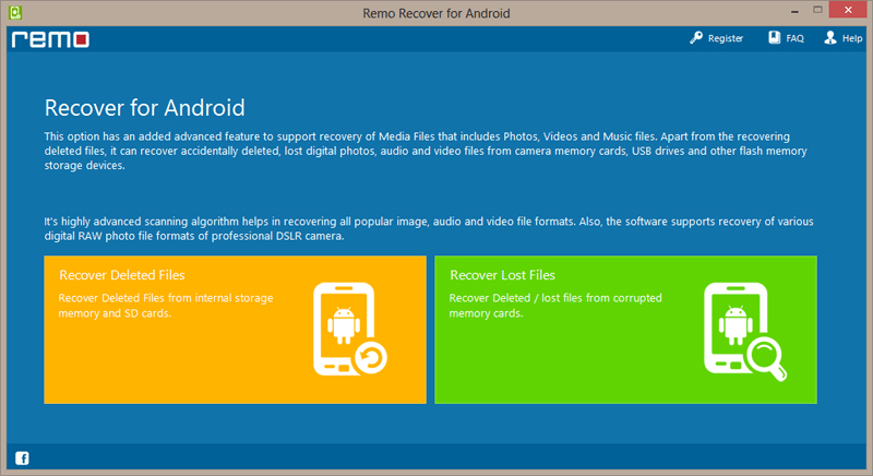 Remo Recover for Android