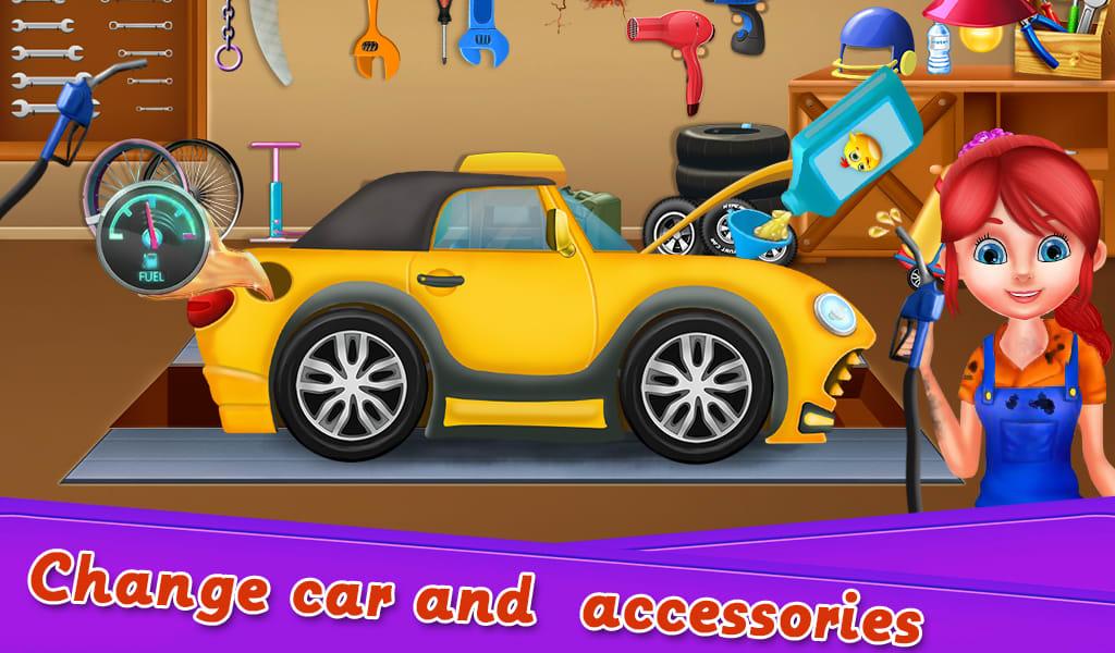 Kids Garage Wheels & Vehicles
