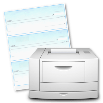 Bank Check Printer