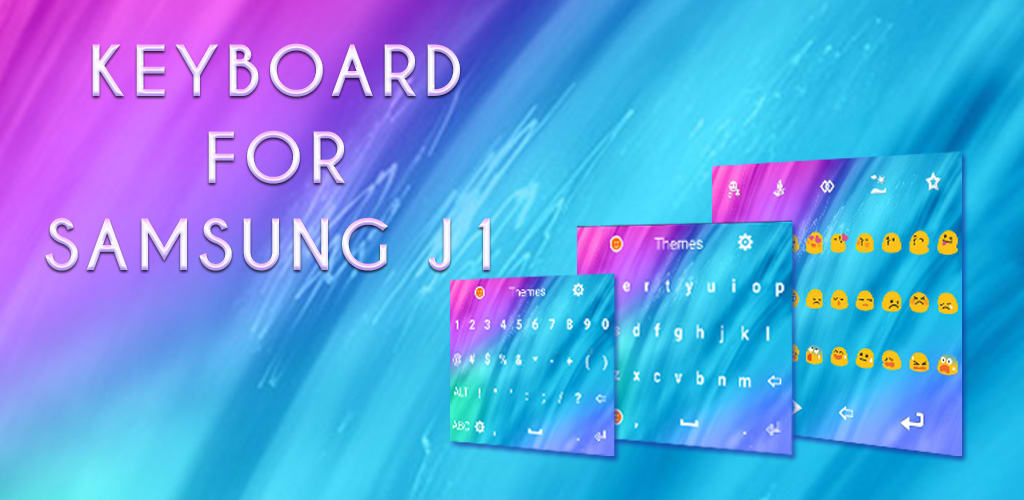 Keyboard for Samsung J1