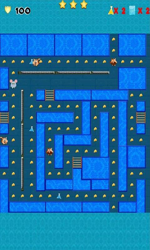 Crazy Mouse Maze