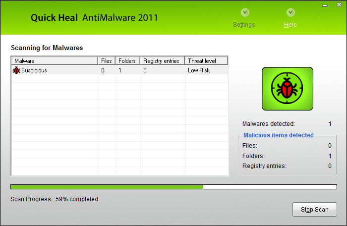 Quick Heal Anti-Virus 2011 2010