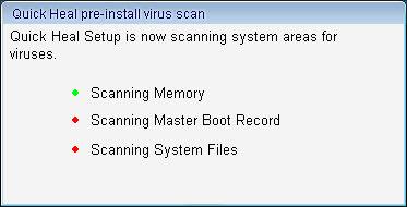 Quick Heal Anti-Virus Plus