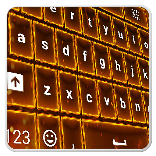 Flame Keyboard 1