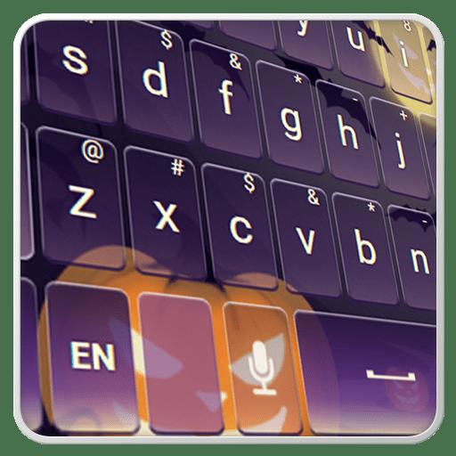 Halloween Keyboard Theme