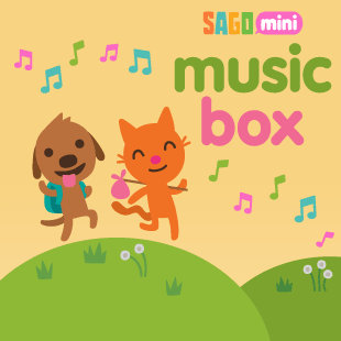 Sago Mini music-radio Box
