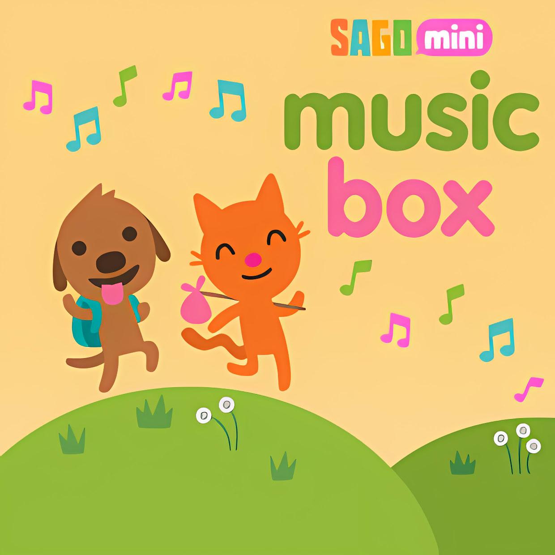 Sago Mini music-radio Box Varies with device