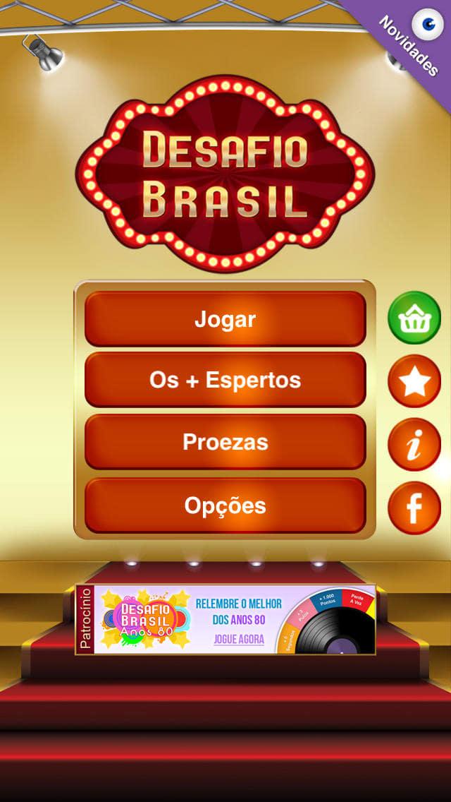 Desafio Brasil