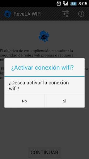 ReveLA WIFI para Android - Descargar