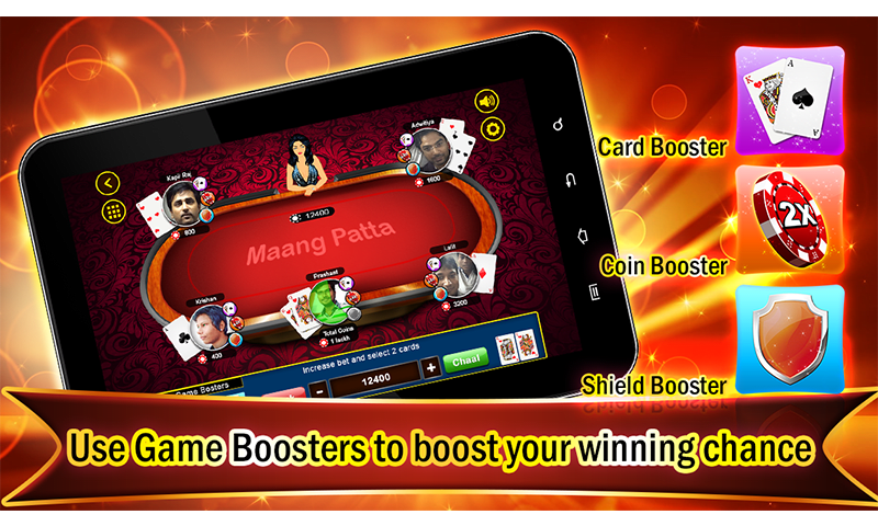 Maang Patta - Multiplayer Cards Game Online