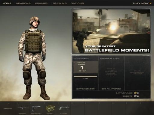 Battlefield Play4Free