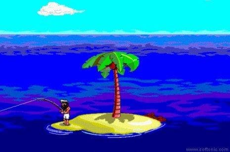 Johnny Castaway Screensaver