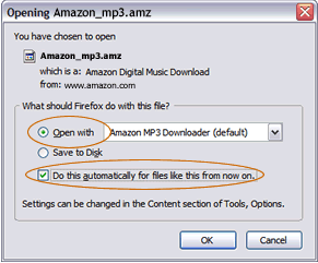 Amazon MP3 Downloader