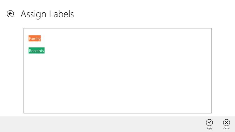 MetroMail for Windows 10