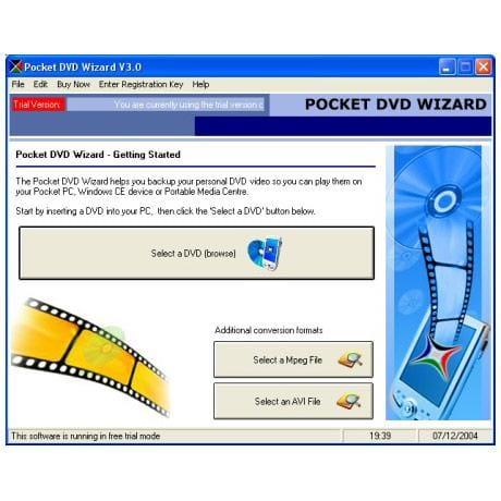Pocket DVD Wizard