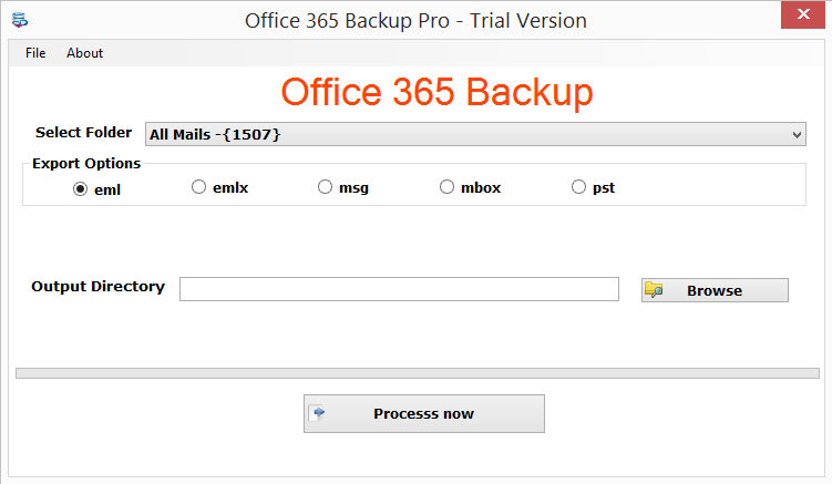 Softaken Office 365 Backup Pro