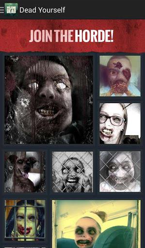 The Walking Dead Dead Yourself