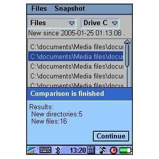 DiskCleaner Pro for UIQ