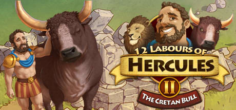 12 Labours of Hercules II: The Cretan Bull 2016