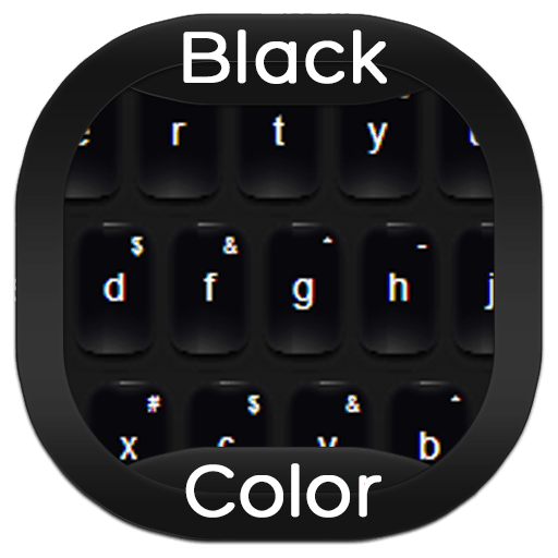 Black Color Keyboard