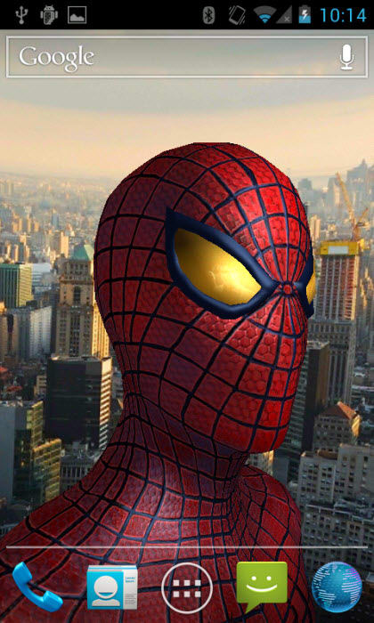 Amazing Spider-Man 3D para Android - Download