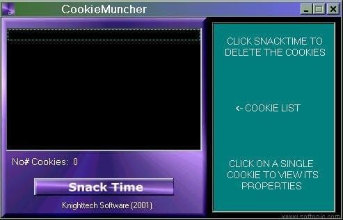Cookie Muncher