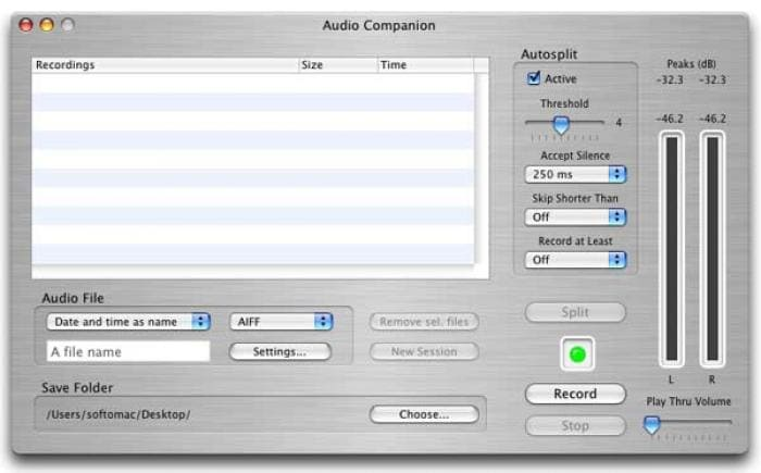 Audio Companion