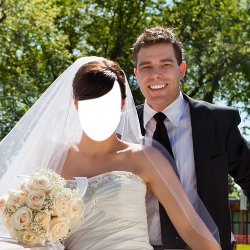 Couple Wedding Photo Editor