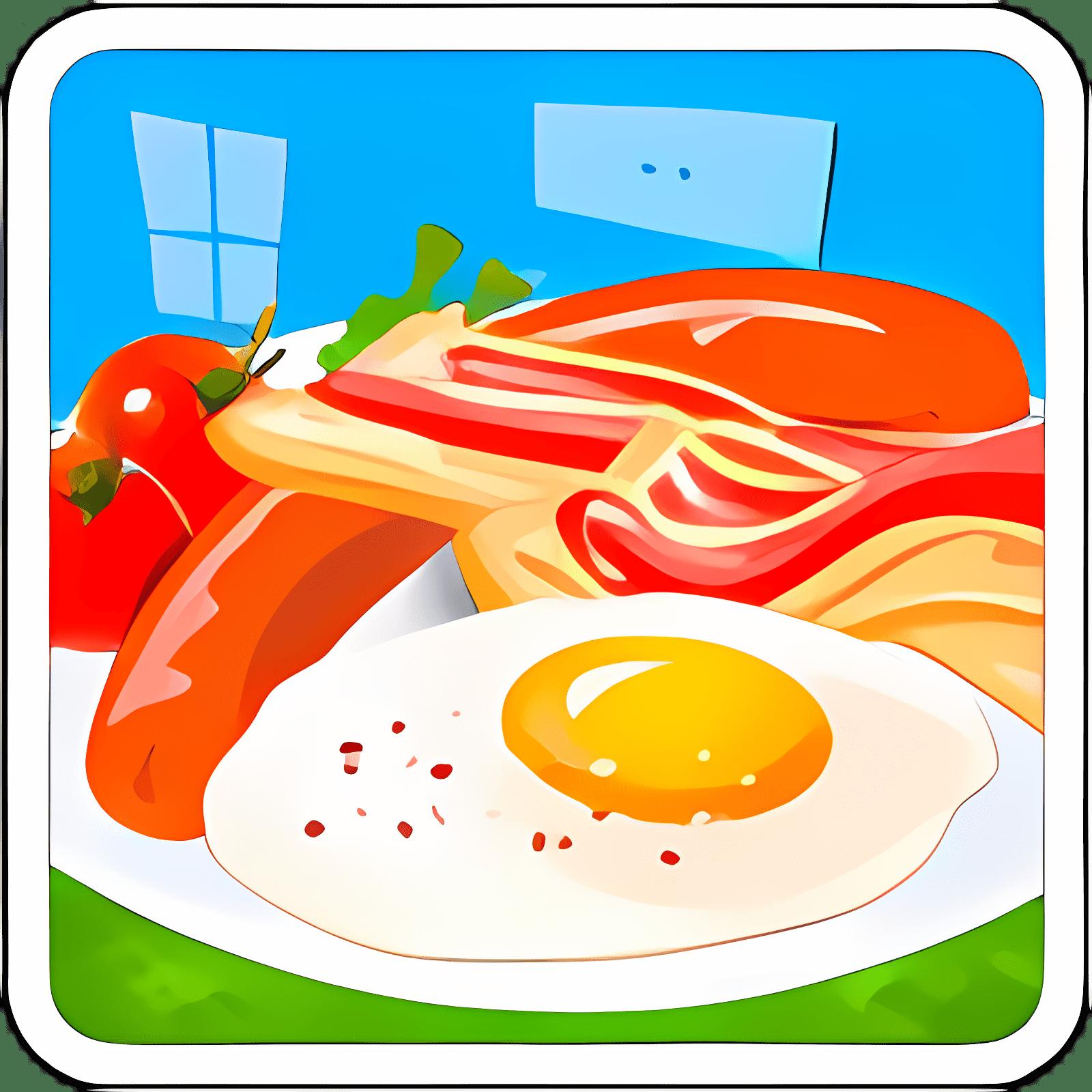 Breakfast Maker Cooking Games