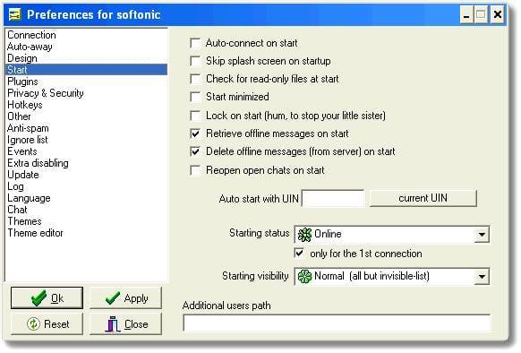 &RQ Open Source ICQ