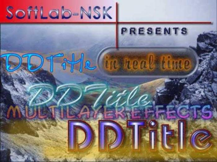 DDTitle