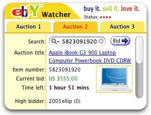 eBay Watcher
