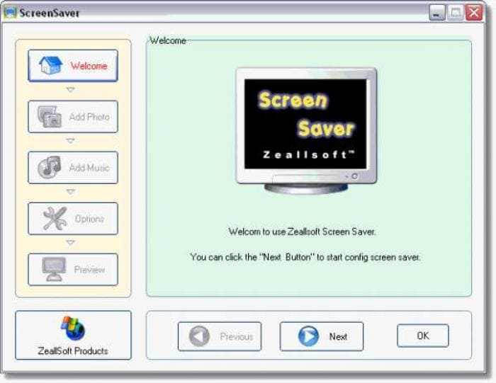 Zeallsoft Screensaver