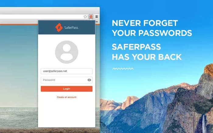SaferPass for Chrome
