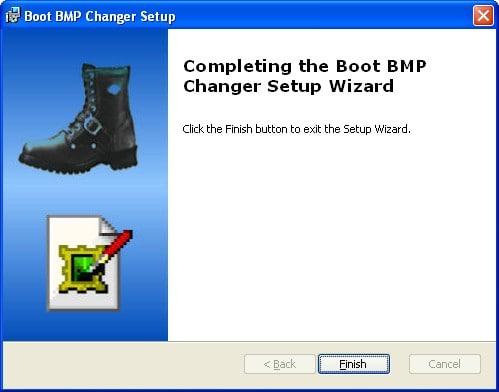 Boot BMP Changer
