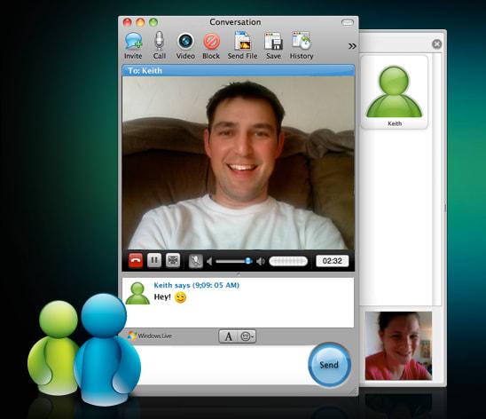Microsoft Messenger 8.0.1