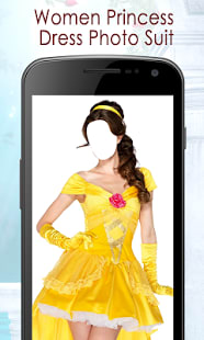 Women Princess Photo Suit